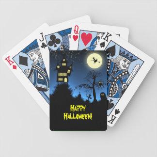 Griezelig Spookhuis Halloween Pak Kaarten