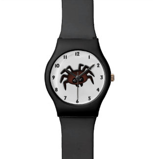 Griezelige Spin Horloge