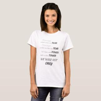 Grijp het Overhemd van de Dag T Shirt