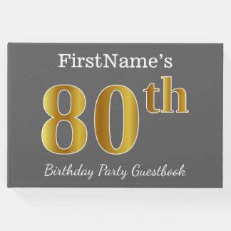 Grijs, de Gouden 80ste Partij van de Verjaardag