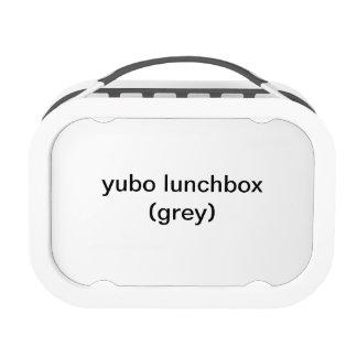 (grijs) yubolunchbox