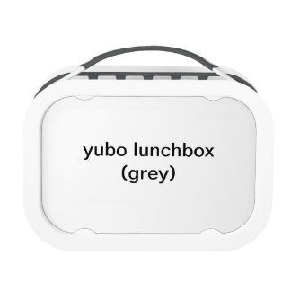 (grijs) yubolunchbox lunchbox