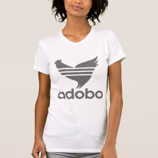 [grijze] adobo t shirt