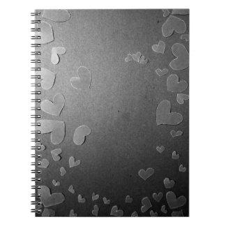Grijze herts <3 notitieboek