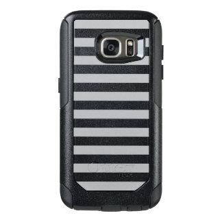 Grijze Horizontale Strepen OtterBox Samsung Galaxy S7 Hoesje