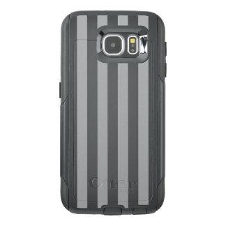 Grijze Verticale Strepen OtterBox Samsung Galaxy S6 Hoesje