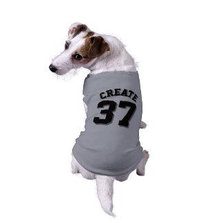 Grijze & Zwarte Huisdieren | Ontwerp van Jersey Shirt