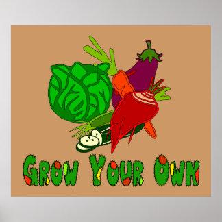 Groei Uw Posters
