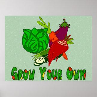 Groei Uw Afdruk