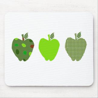 Groen Apple Muismat