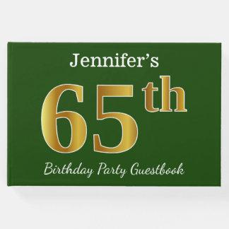Groen, de Gouden 65ste Partij van de Verjaardag