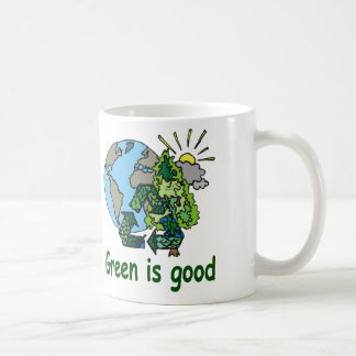Groen is de Goede Mok