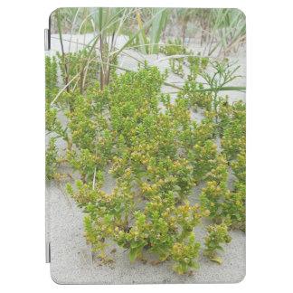 Groen plant bij het strand iPad air cover