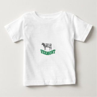 groen Vermont Baby T Shirts