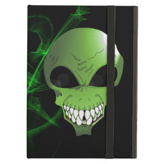 Groen vreemd iPadHoesje zonder Kickstand iPad Air Hoesje