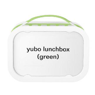 (groen) yubolunchbox lunchbox