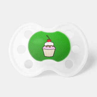 Groene Cupcake Speentjes