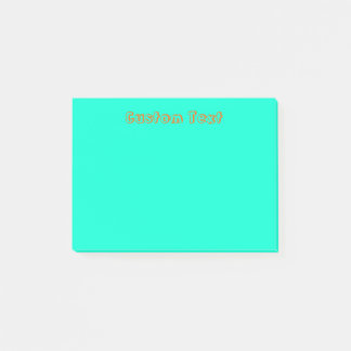 Groene douane/Blauw Post-it® Notes