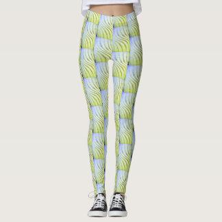 Groene Golven - Leggings