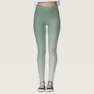 Groene Gradiënt Leggings