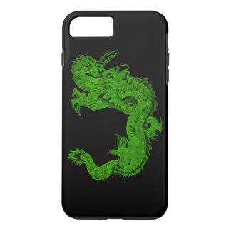 Groene iPhone 7 van Herensuge van de Draak Hoesje
