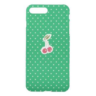 groene kerseniPhone 7 plus hoesje
