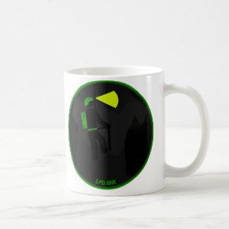 GROENE Rapell Spelunk Koffiemok