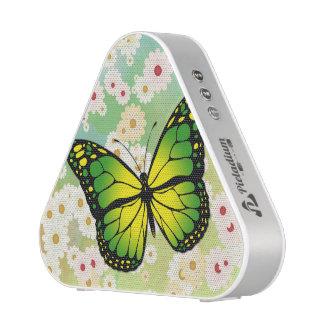 Groene vlinder bluetooth luidspreker