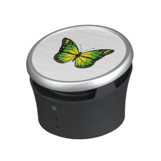 Groene vlinder speaker