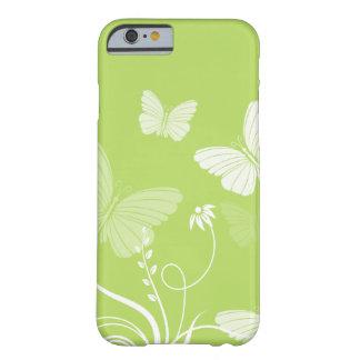 Groene vlindersiPhone 6 hoesje Barely There iPhone 6 Hoesje