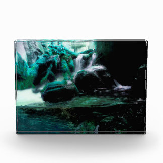 Groene Waterval Fotoblokken