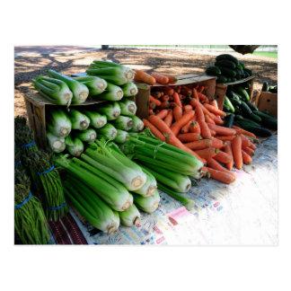 groenten briefkaart