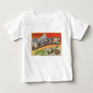 Groeten van Arkansas Baby T Shirts