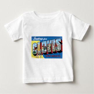 Groeten van Clovis, New Mexico! T-shirts