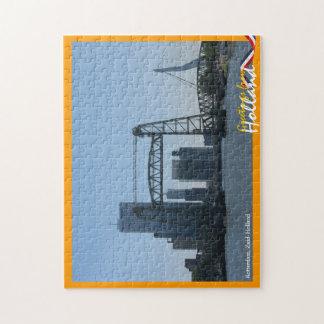 Groeten van de Horizon van Holland Rotterdam Puzzel
