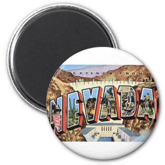 Groeten van Nevada Magneet
