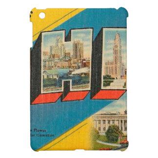 Groeten van Ohio Hoesje Voor iPad Mini