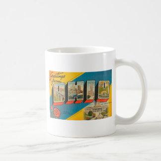 Groeten van Ohio Koffiemok