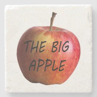 Groot Apple Stenen Onderzetter