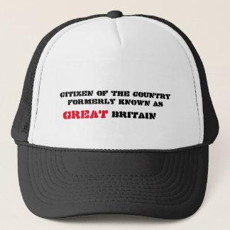 Groot-Brittannië was eens Groot Trucker Pet