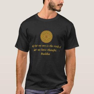 GROOT CITAAT van Boedha T Shirt