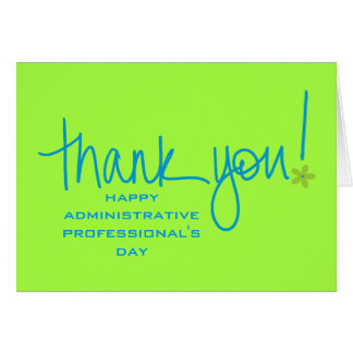 Groot dankt u aan Administratieve Beroeps Kaart
