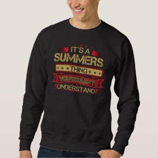 Groot de T-shirt van de ZOMERS te zijn