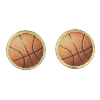 Groot Helder Oranje Basketbal, Vergulde Manchetknopen