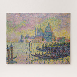 Groot Kanaal, Venetië door Paul Signac Legpuzzel