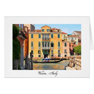 Groot Kanaal, Venetië, Italië Briefkaarten 0