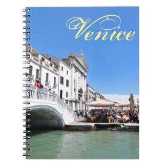 Groot Kanaal, Venetië, Italië Ringband Notitieboek