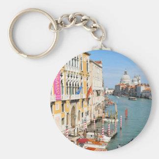 Groot Kanaal, Venetië, Italië Sleutelhanger