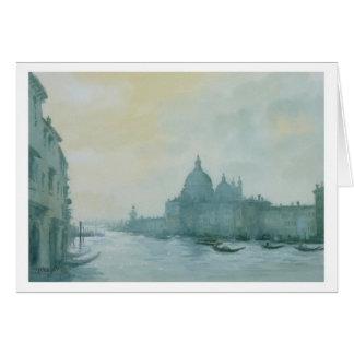 Groot Kanaal Venetië Wenskaart