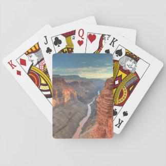 Groot Nationaal Park 3 van de Canion Speelkaarten